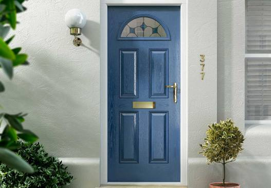 composite main door